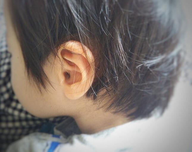 小さい子どもが高確率でかかる「急性中耳炎」