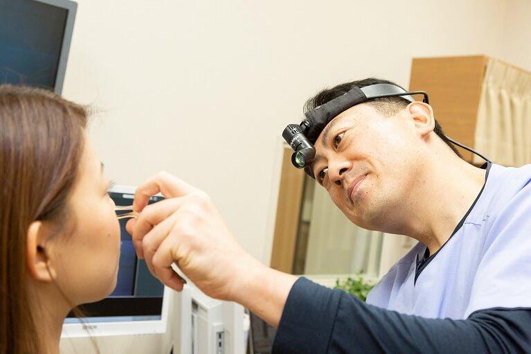 鼻中隔湾曲症手術と下鼻甲介手術を同時に