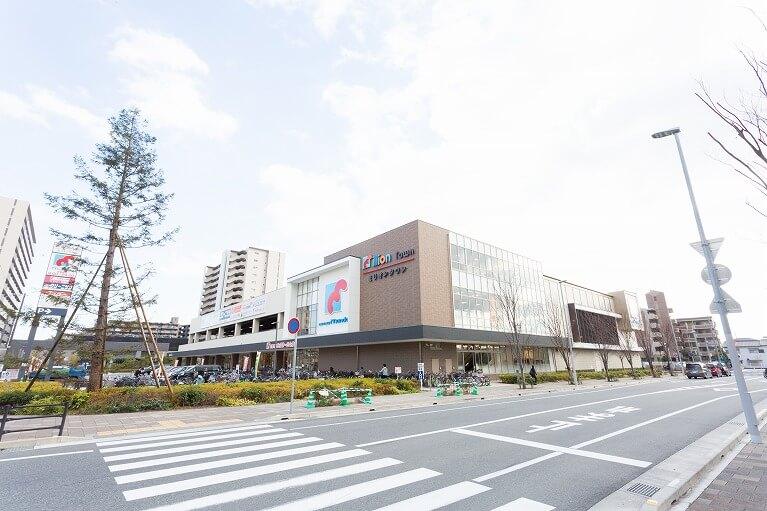 JR「塚口駅」から当院までのルート