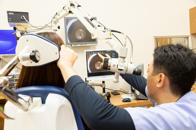 「見える医療」で患者様が納得・安心できる医療を提供