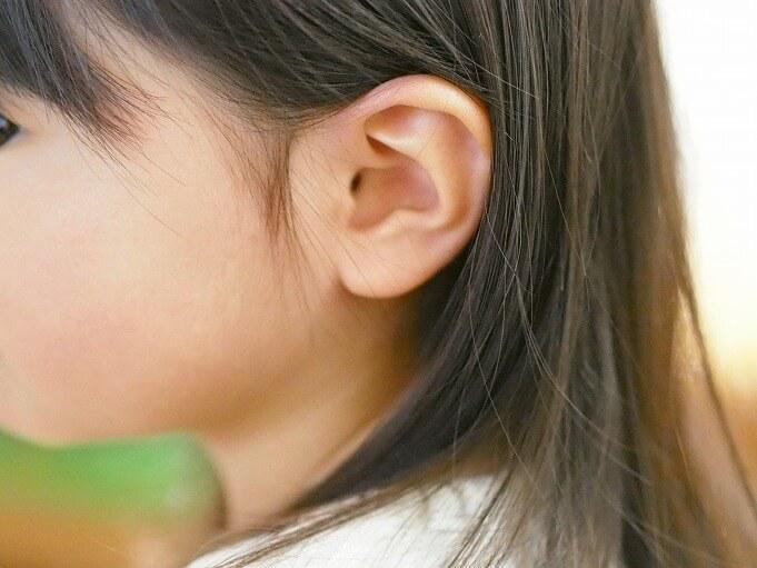 子どもの難聴の原因として最も多い滲出性中耳炎